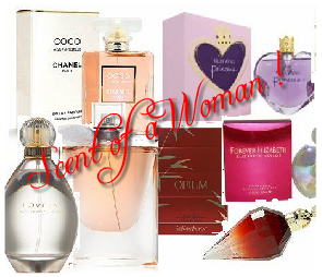 ten Best women's perfumes