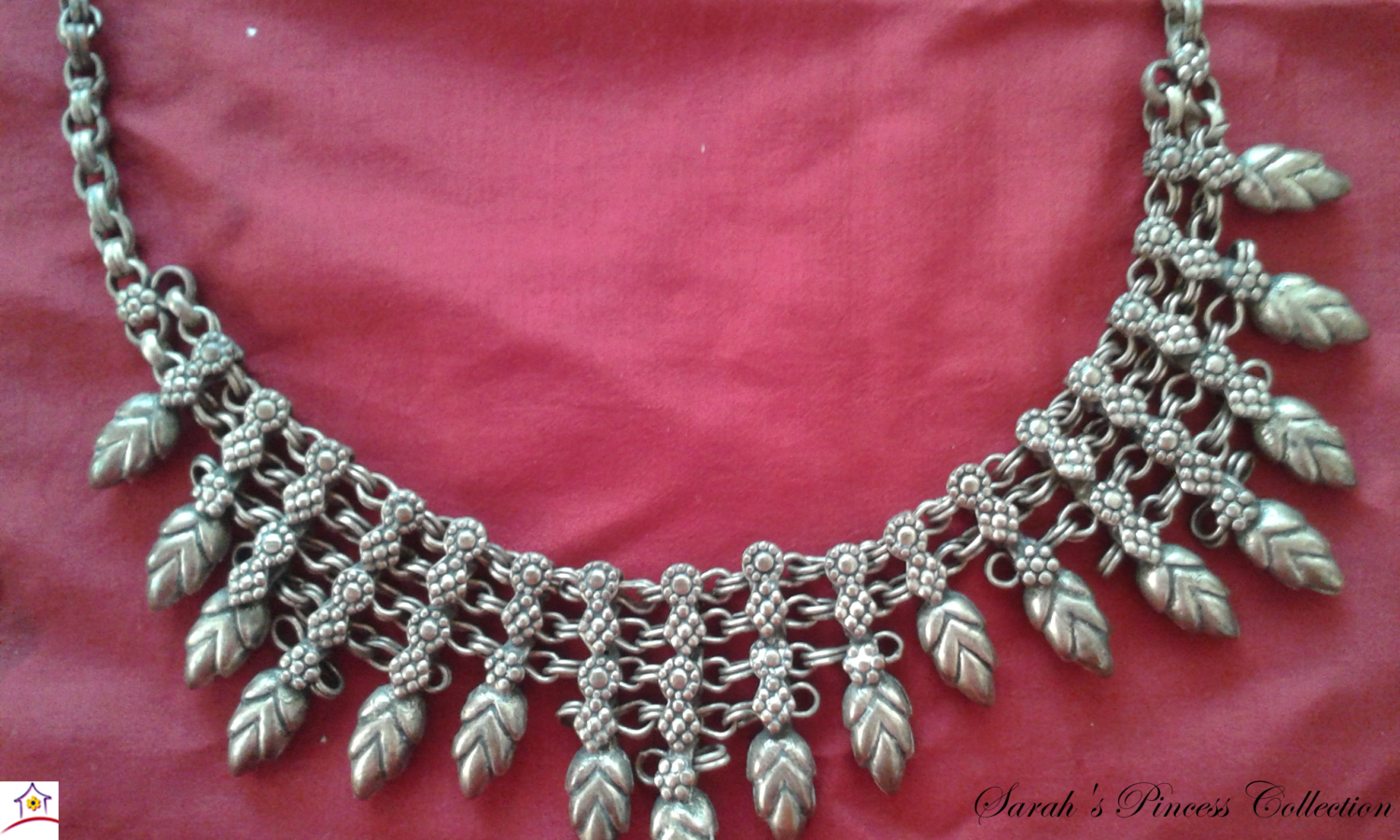 silver jewellery, necklaces