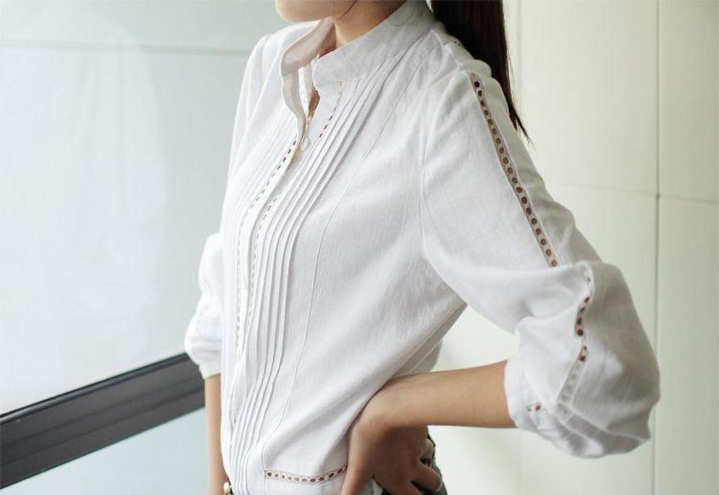 Womens White Shirt