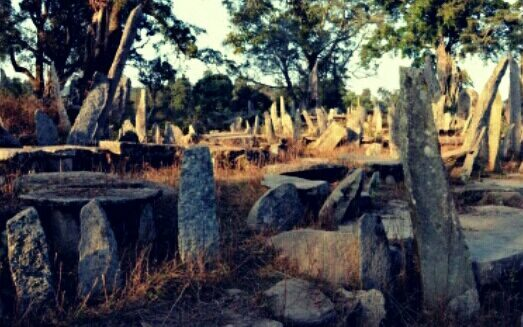 Narthiang Monoliths