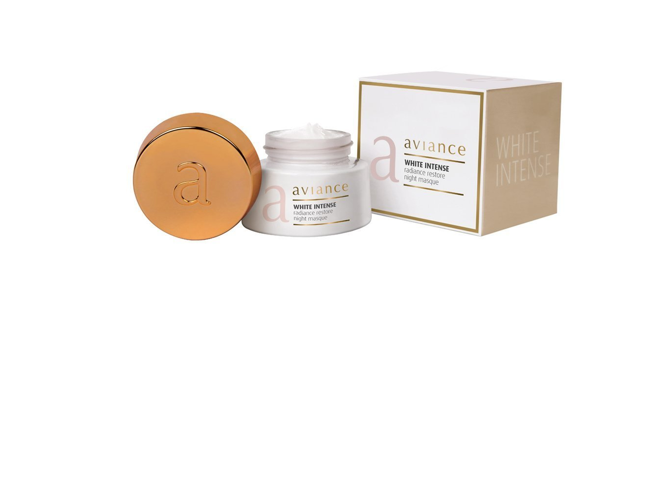 Buy Aviance White Intense Radiance Restore Night Masque.