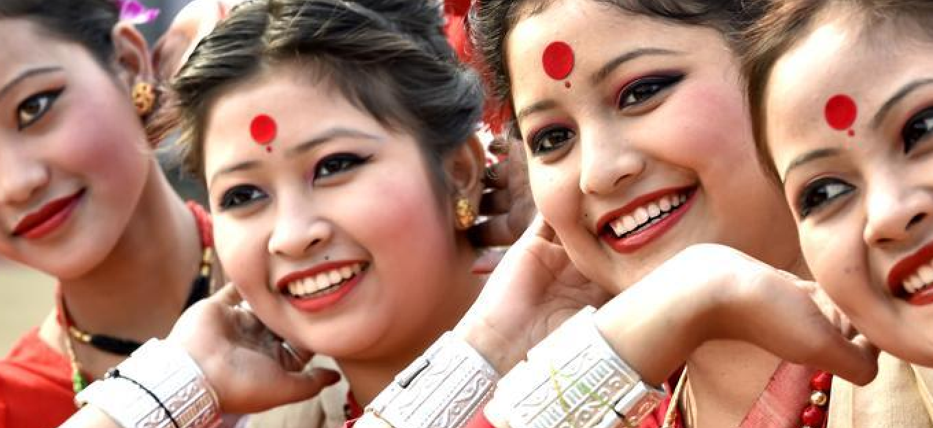 assamese girls