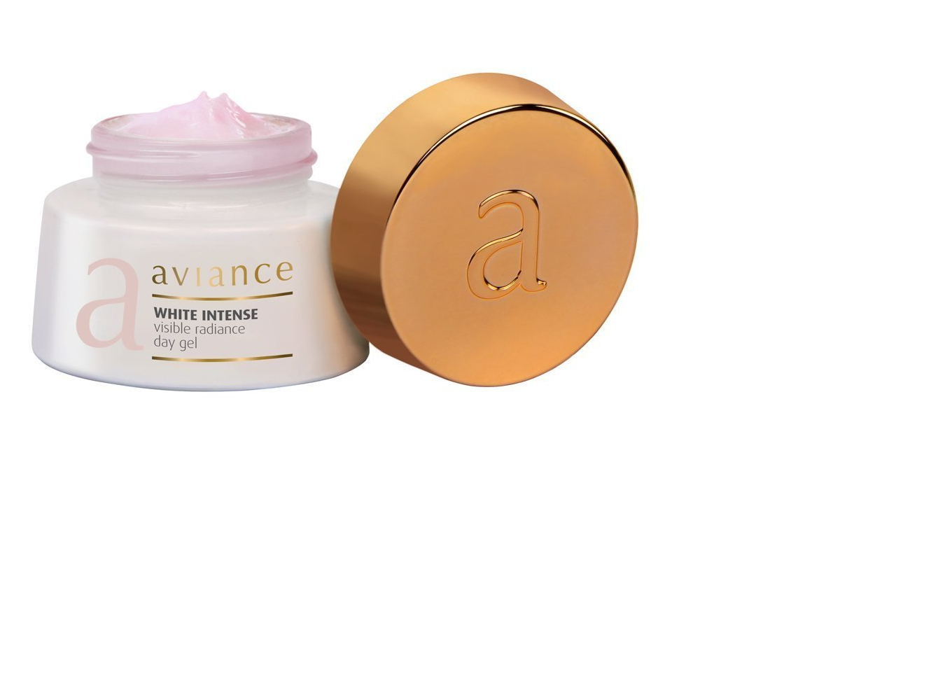 Aviance White Intense Visible Radiance Day Gel,