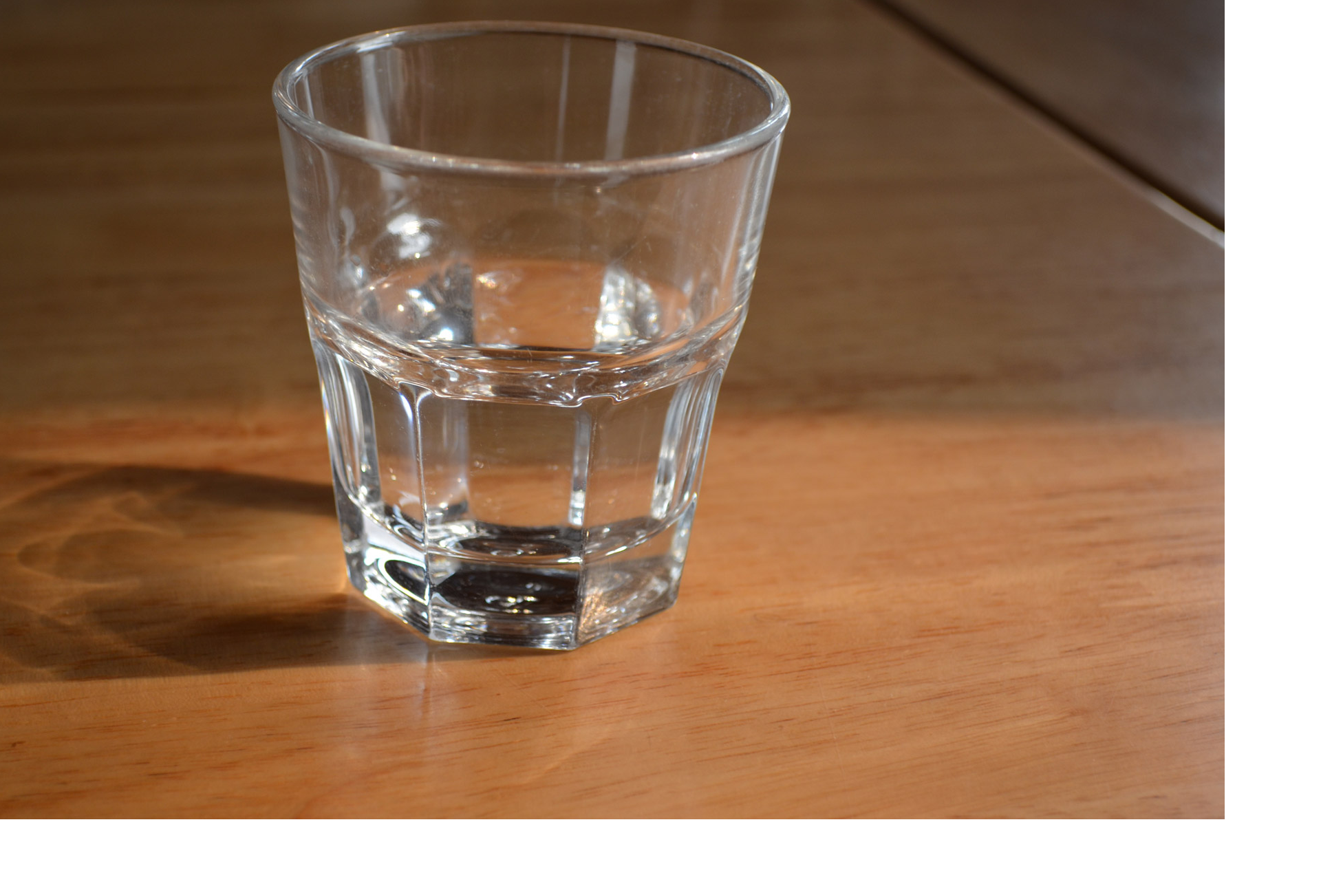 glass of water necessary for glowing complexion