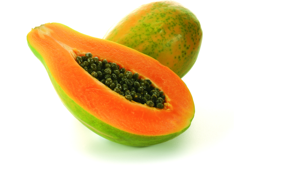 papayas for beautiful complexion