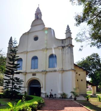 st francis church,fort kochi