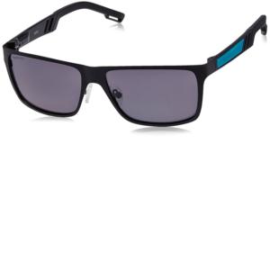 Fastrack Wayfarer Sunglasses (Black) (M101BK1P)